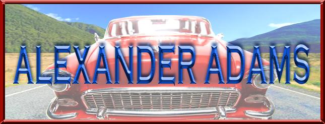 Banner Alexander Adams