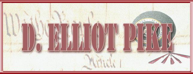 Banner D. Elliot Pike