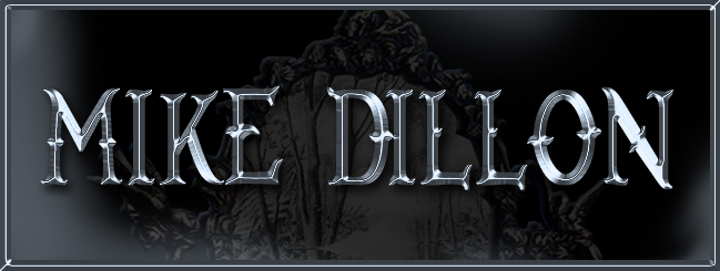 Banner  MIKE DILLON