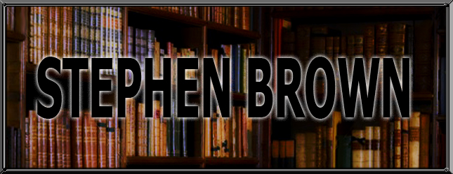 Banner STEPHEN_BROWN