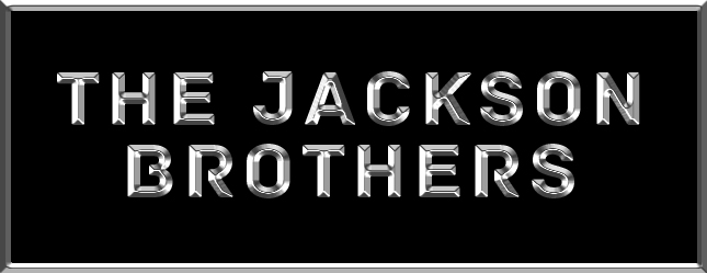 Banner The Jackson Brothers
