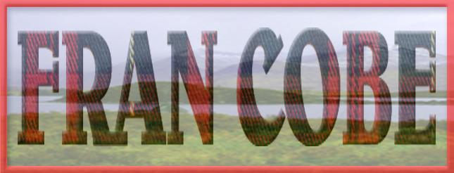 Banner  FRAN COBE