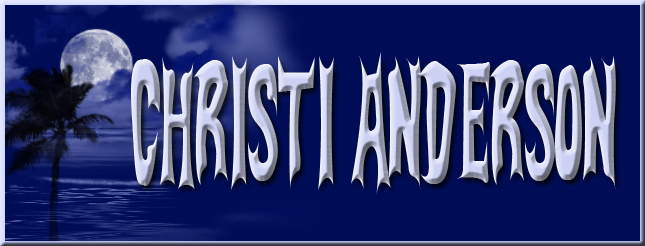 Banner  CHRISTI ANDERSON