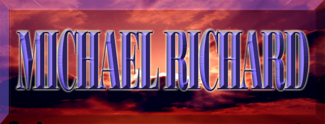Banner MICHAEL RICHARD