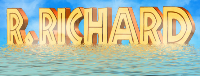 Banner  R. RICHARD