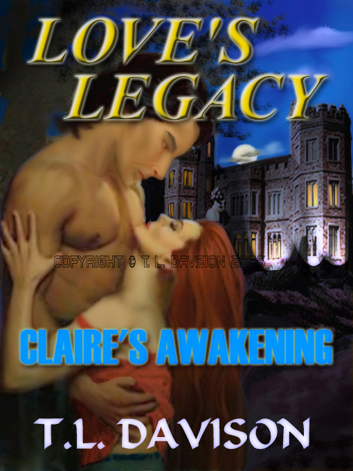 Cover for Claire's Awakening [Love's Legacy Book I]