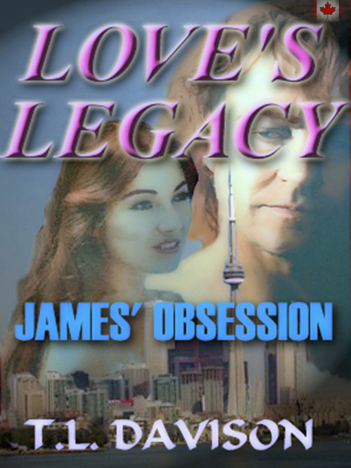 Cover for James' Obsession [Love's Legacy Book II]