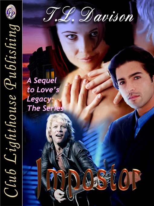 Cover for IMPOSTOR  - A SEQUEL TO LOVE'S LEGACY