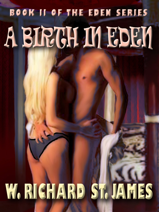 Cover for A BIRTH IN EDEN