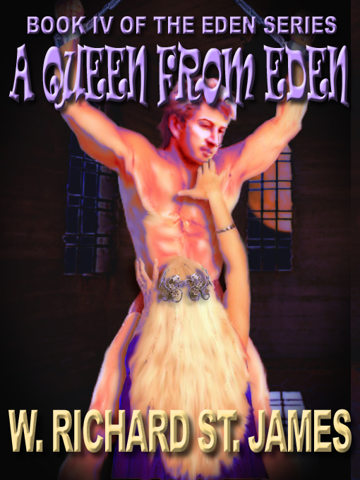 Cover for A QUEEN FROM EDEN