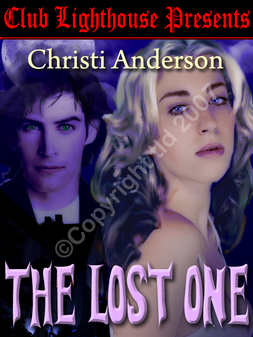 Cover for THE LOST ONE