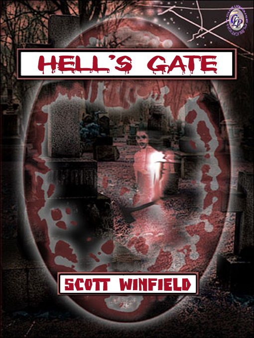 Cover for HELL'S GATE