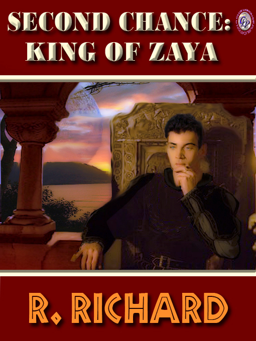 Cover for SECOND CHANCE: KING OF ZAYA