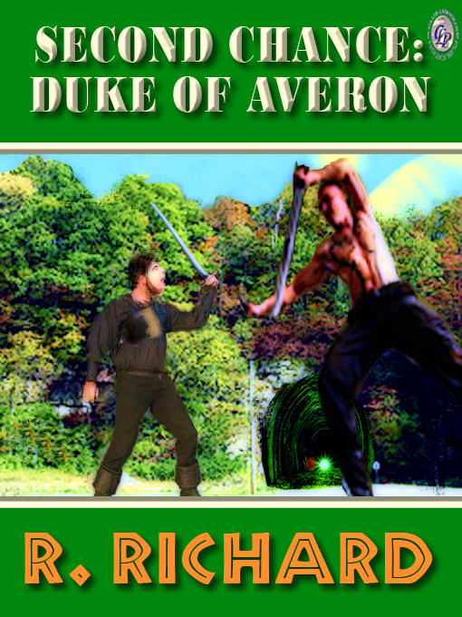 Cover for SECOND CHANCE: DUKE OF AVERON