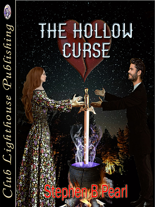Cover for THE HOLLOW CURSE