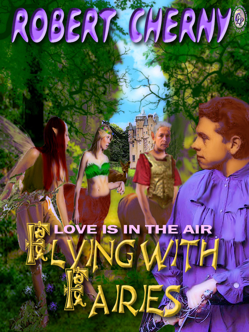 Cover for FLYING WITH FAIRIES: LOVE IS IN THE AIR