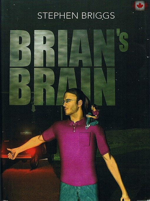 Cover for BRIAN'S BRAIN