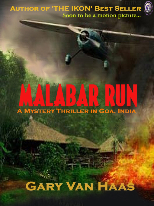 Cover for THE MALABAR RUN