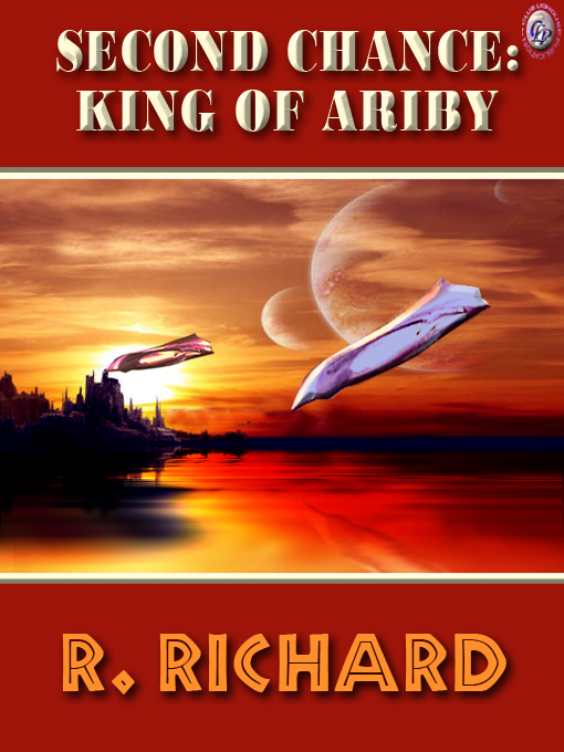 Cover for Second Chance King of Ariby