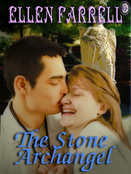 Cover for THE STONE ARCHANGEL