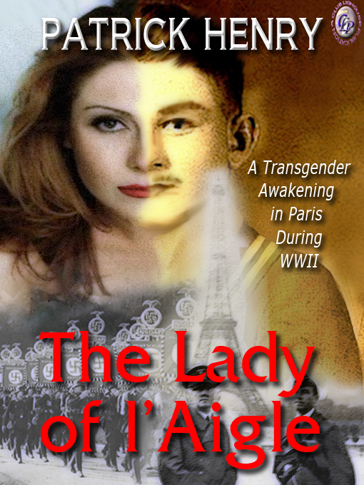 Cover for THE LADY OF l'AIGLE