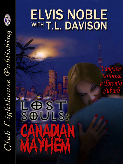 Cover for LOST SOULS CANADIAN MAYHEM