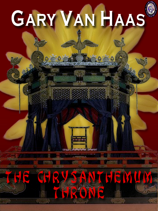 Cover for The Chrysanthemum Throne
