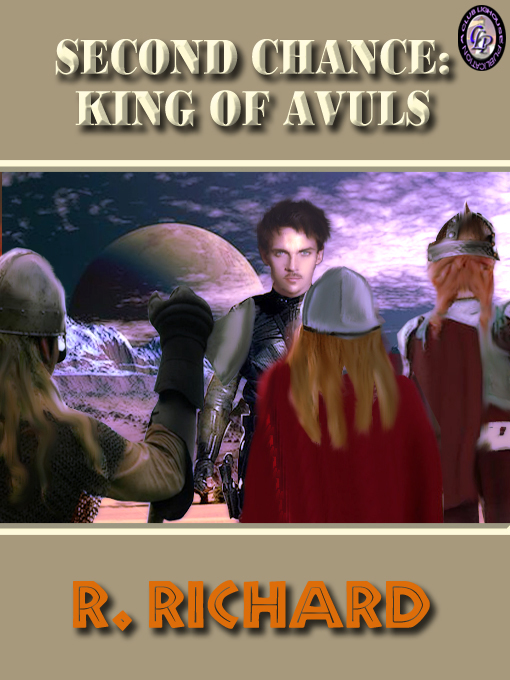 Cover for Second Chance King of Avuls