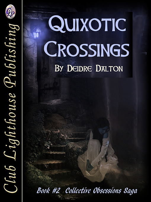 Cover for Quixotic Crossings