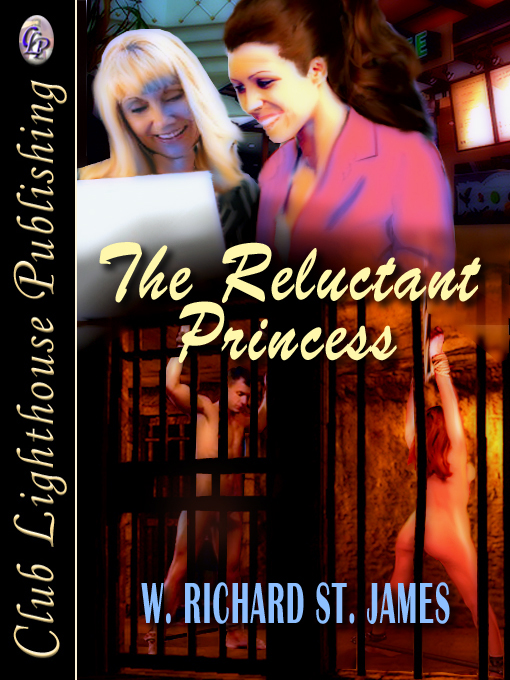 Cover for The Reluctant Princess
