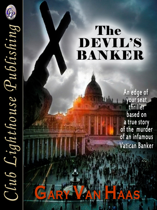 Cover for The Devil's Banker