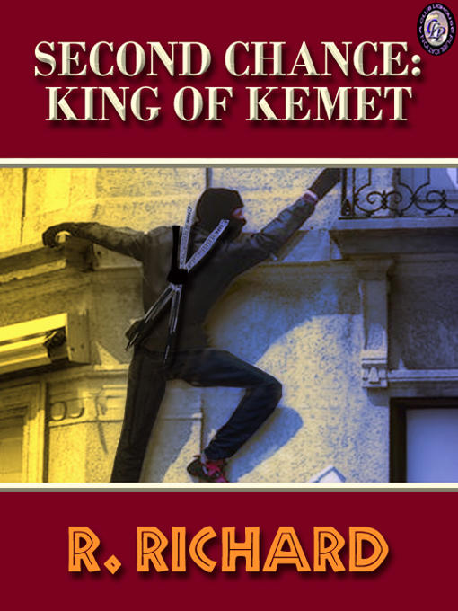 Cover for Second Chance King of Kemet