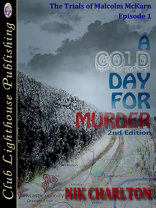 Cover for A Cold Day For Murder