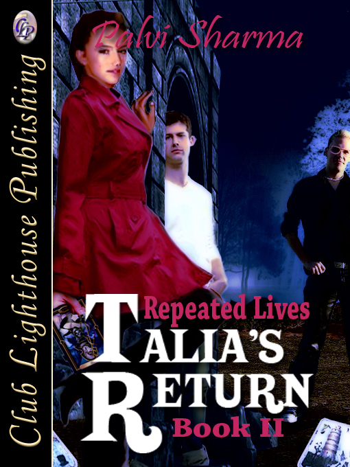 Cover for Repeated Lives Book II Talia's Return
