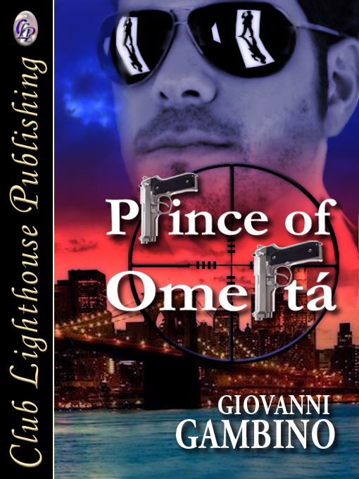 Cover for Prince of Omerta