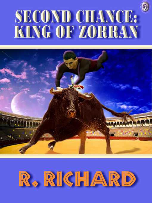 Cover for Second Chance King of Zorran