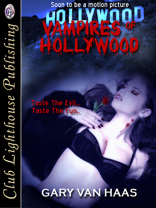 Cover for Vampires of Hollywood