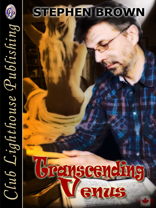 Cover for Transcending Venus