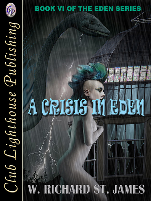Cover for A Crisis in Eden