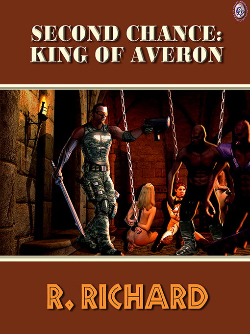 Cover for Second Chance King of Averon
