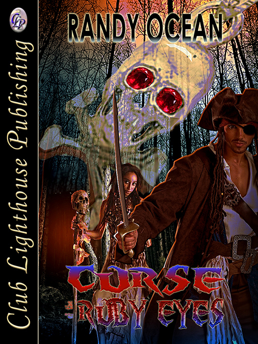 Cover for Curse of The Ruby Eyes