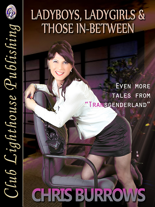 Cover for Ladyboys, Ladygirls and Those In-Between