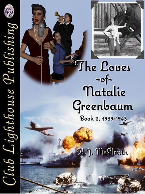 Cover for The Loves of Natalie Greenbaum Book II