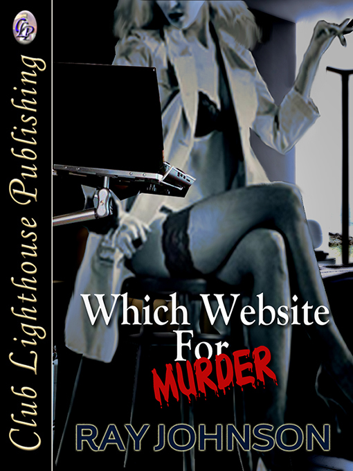 Cover for Which Website For Murder
