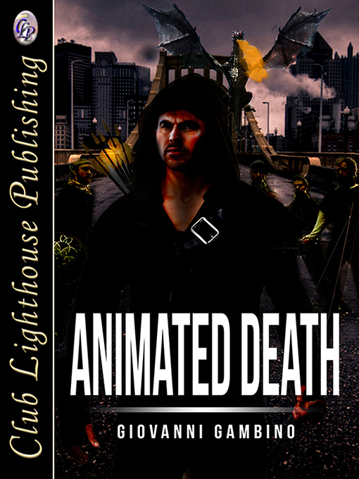 Cover for Animated Death