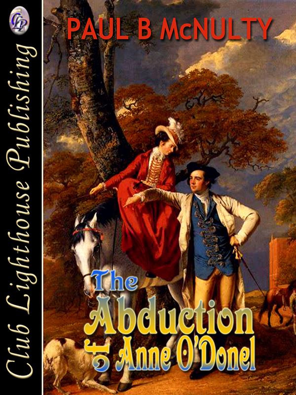Cover for The Abduction of Anne O'Donel