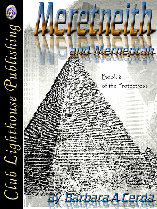 Cover for Meretneith And Merneptah