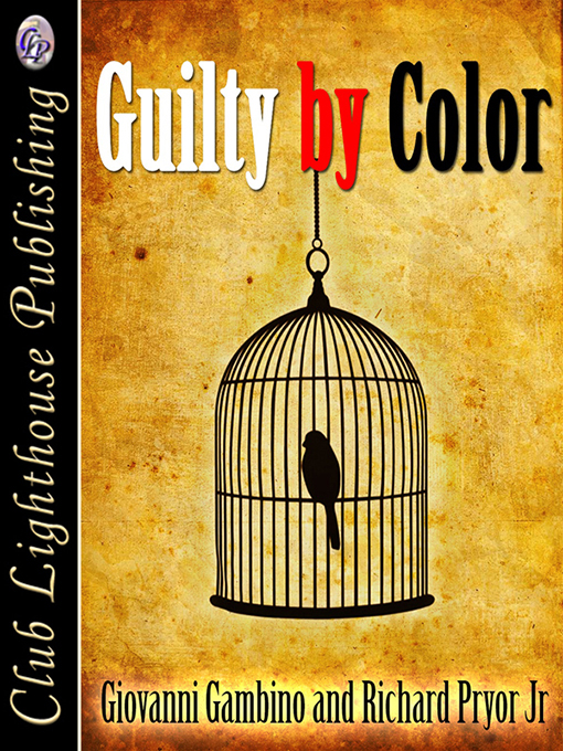 Cover for Guilty by Color