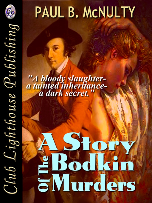 Cover for A Story of The Bodkin Murders