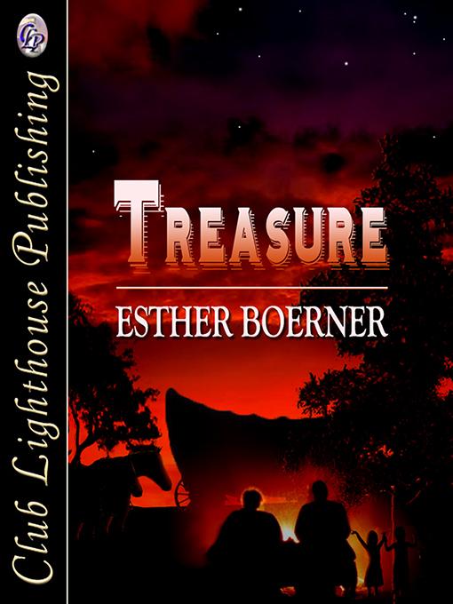Cover for Treasure